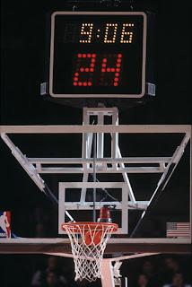 NBA Shot Clock