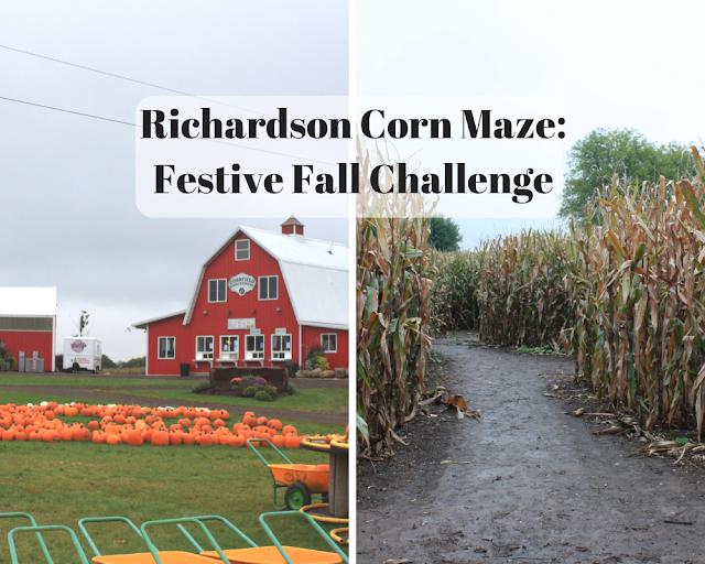 Richardson Corn Maze in Spring Grove, Illinois: A Festive Fall Challenge