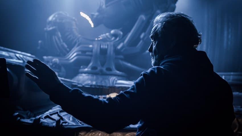 Ридли Скотт снова подтвердил, что разрабатывает очередное продолжение «Чужого»