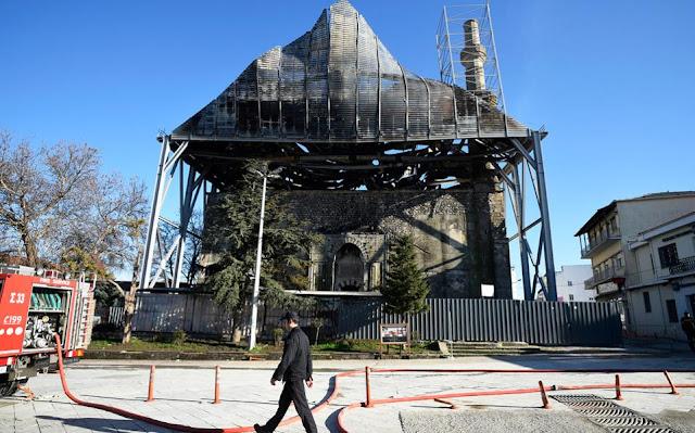 Διδυμότειχο: Αρχίζουν οι εργασίες αποκατάστασης στο τέμενος Βαγιαζήτ