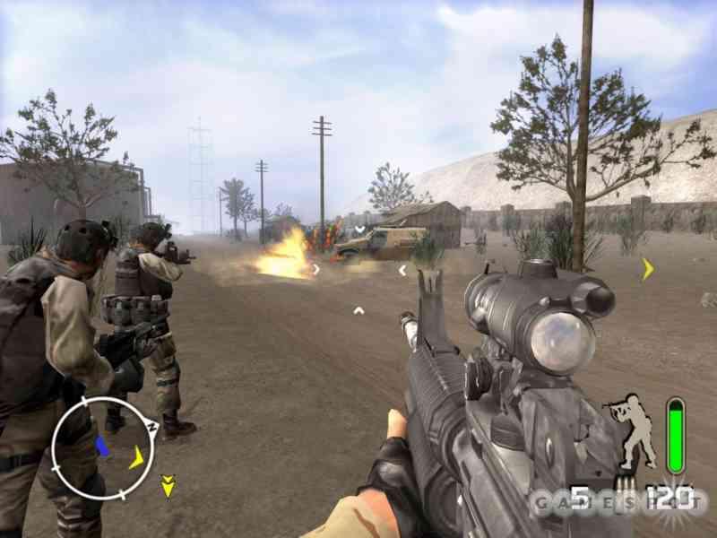 Delta Force: Black Hawk Down Game