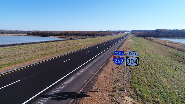 MDOT opens stretch of I-269 in north Mississippi