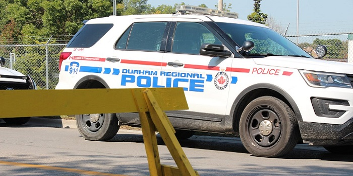 2 injured in Oshawa stabbing :  suspect arrested