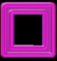 Moldura pink - criação Blog PNG-Free