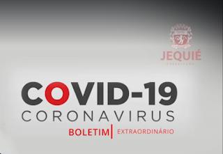 Jequié registra mais um caso positivo de Coronavírus Covid-19