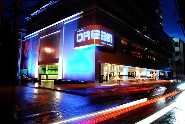 Modern and romantic Dream hotel in Bangkok, Thailand