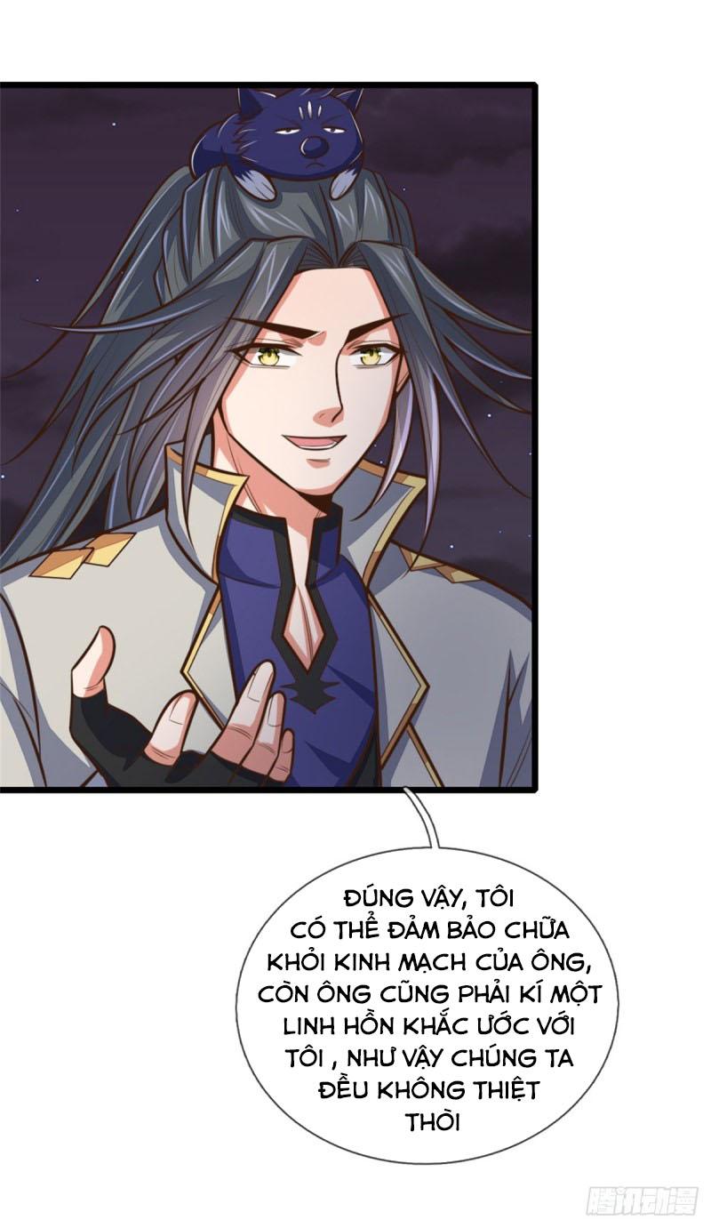 Thần Võ Thiên Tôn chap 190 - Trang 16
