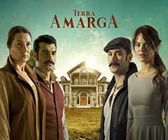 Tierra amarga capítulo 27 - Imagentv | Miranovelas.com