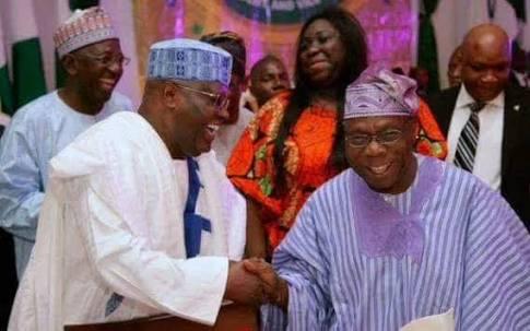 Obasanjo To Endorse Atiku?