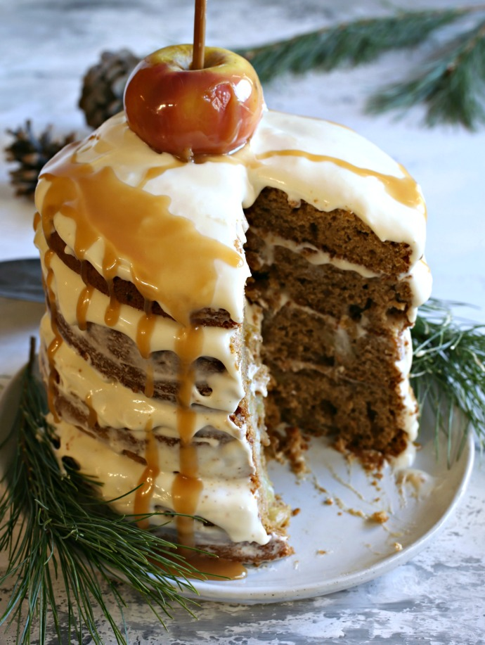 Honey-Apple-Gingerbread-Cake-2
