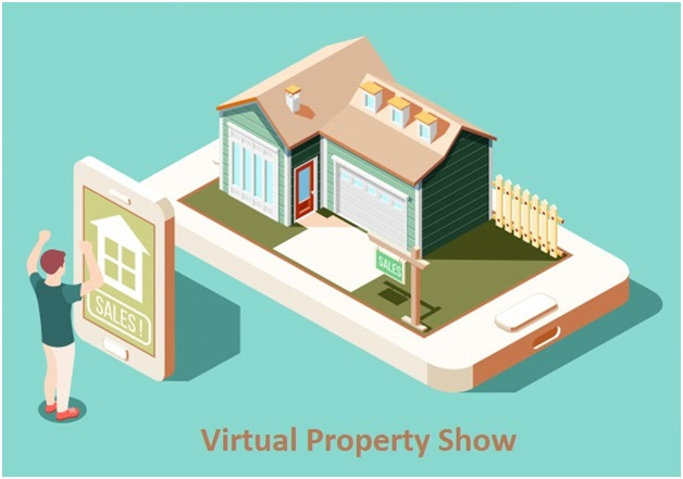 Unleash the true power of the virtual world with the astonishing virtual property shows