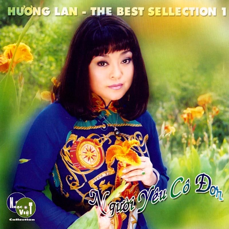 Nhạc Việt CD - Hương Lan - Người Yêu Cô Đơn (NRG) + bìa scan mới