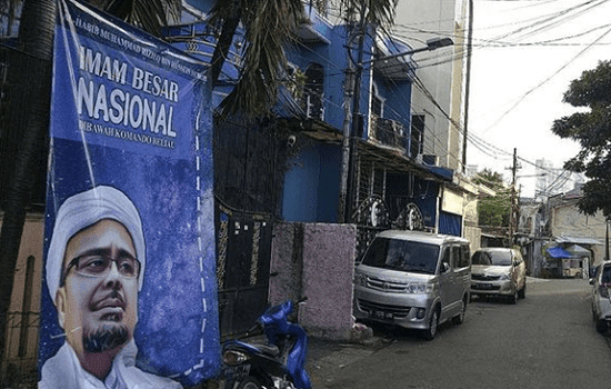Aziz Yanuar Ungkap Kondisi Habib Rizieq