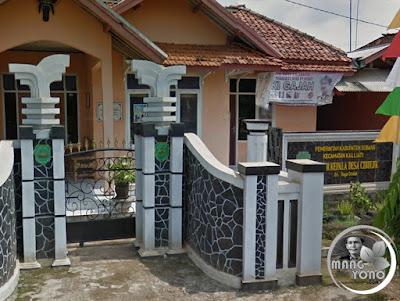 FOTO 1 : Kantor Desa Ciruluk, Kecamatan Kalijati