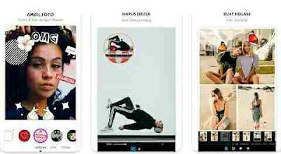 Aplikasi Desain Grafis Android - PicsArt Photo Editor