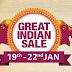 19 जनवरी से शुरू होगा Amazon Great Indian Festival Sale 2020, इन स्मार्टफोन में मिलेगी भारी छूट