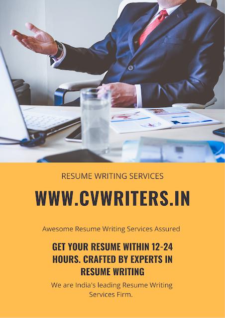 cv writing services hyderabad