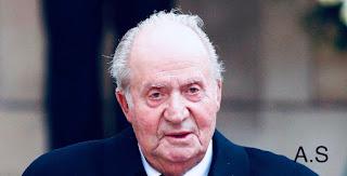 لم يعد سرا: الملك الإسباني السابق المتهم في قضايا فساد ، خوان كارلوس ، في الإمارات