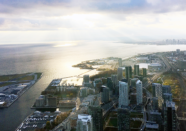 Toronto View, Lake Ontario