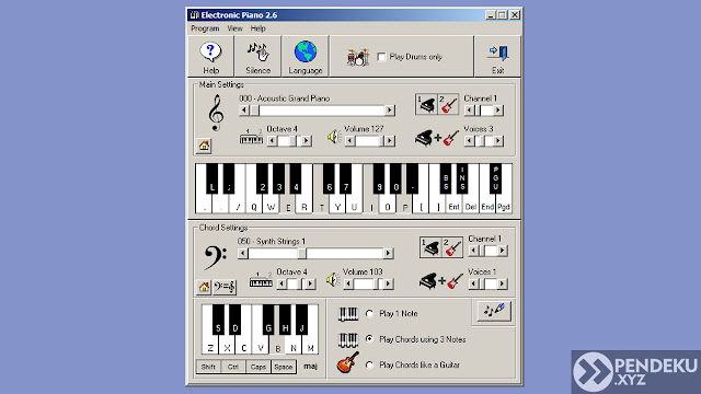 Download Electonic Piano 2.6