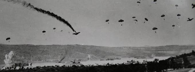 Η Μάχη της Κρήτης 20-30 Μαΐου 1941