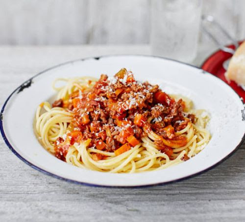 Classic spaghetti Bolognese ~ All Type of blogging Tips