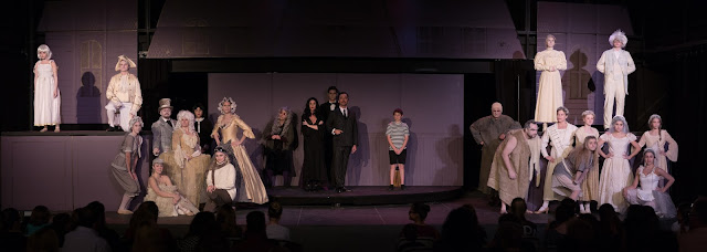 FPAC's The Addams Family - panorama