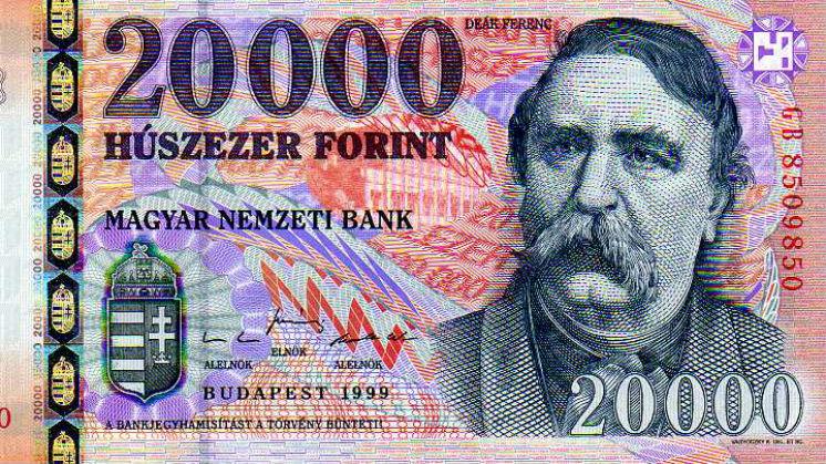 budapest moneda