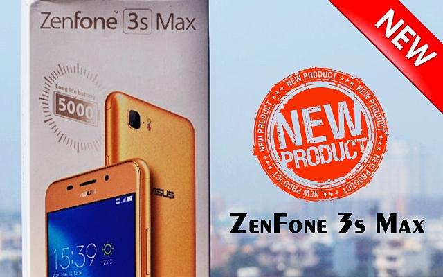 تعرف الآن على Zenfone 3s Max الجديد - مدونة الأهراس