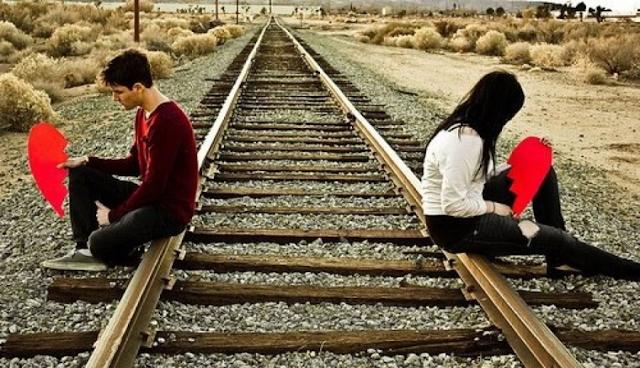 duelo y separacion de la pareja