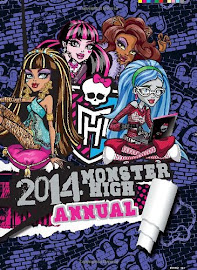 MH Monster High Annual 2014 Media