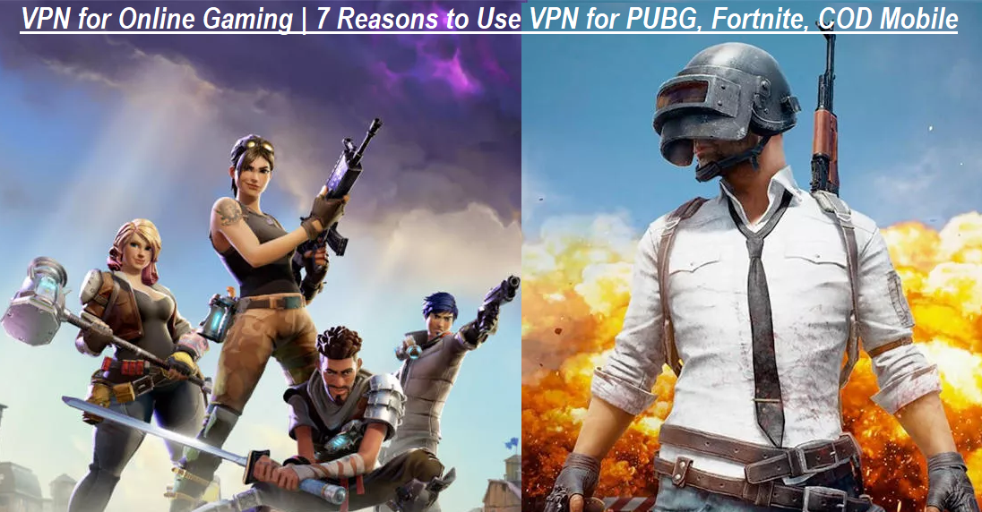 VPN for Online Gaming