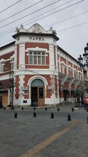 Kota Lama Wisata Semarang yang Melegenda