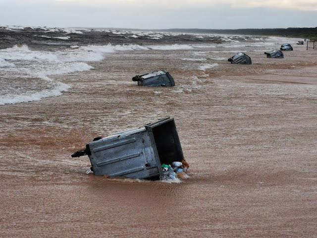 capital r riga blog 2019, miskastes vecāķos, plūdi, vētra