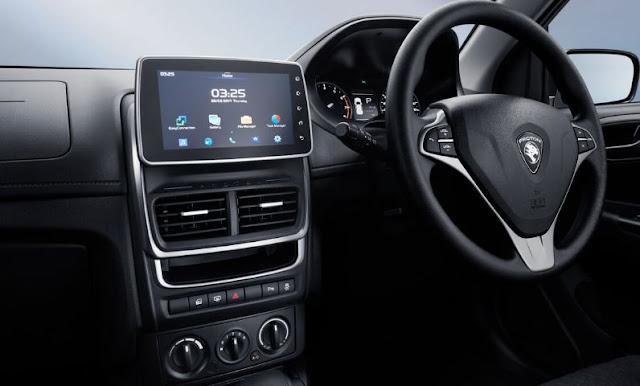Proton Saga 2019 New Center Console