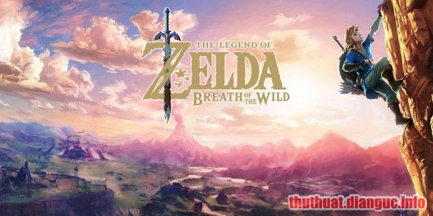 Download Game The Legend of Zelda: Breath of the Wild Full Crack