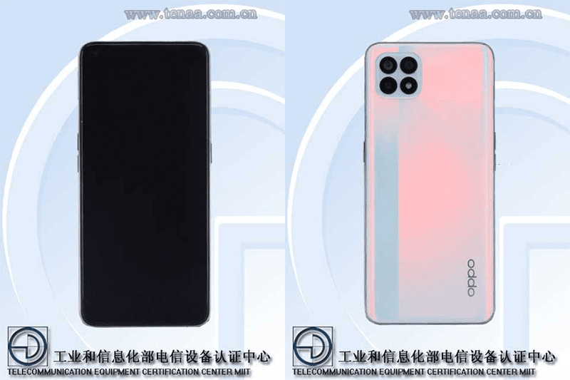 Alleged OPPO Reno4 SE full specs spotted on Weibo