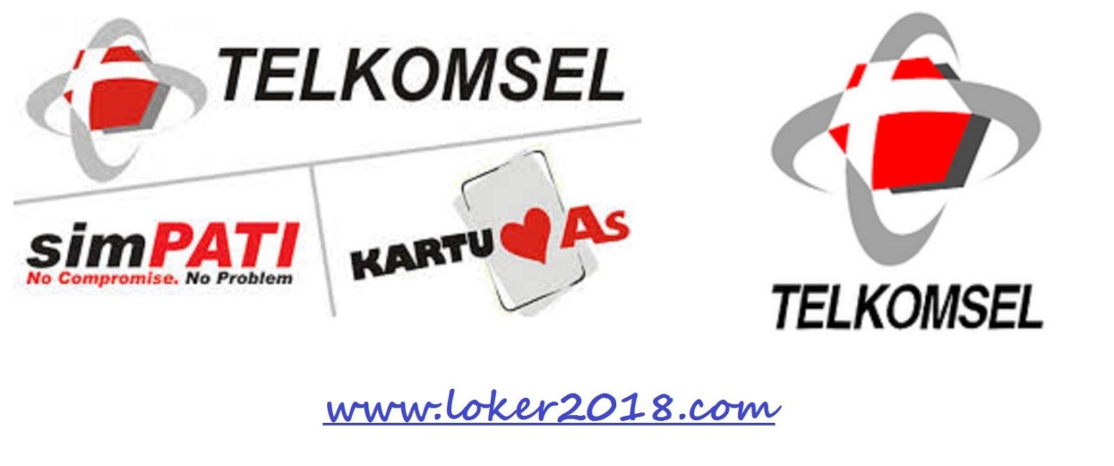Loker Telkomsel 2018
