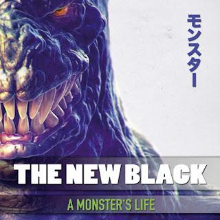 """Το lyric video των The New Black για το τραγούδι """"Buddha Belly"""" από τον δίσκο """"A Monster's Life"""""""