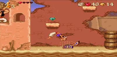 Aladdin - Snes - Captura 3