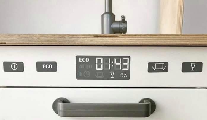 dishwasher play kitchen stickers