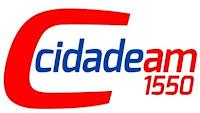 Rádio Cidade AM 1550 de Capão do Leão RS