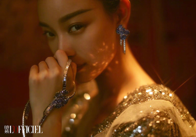 Ni Ni, Ni Ni L'Officiel, Ni Ni 2018, Ni Ni The Rise of the Phoenixes, 倪妮