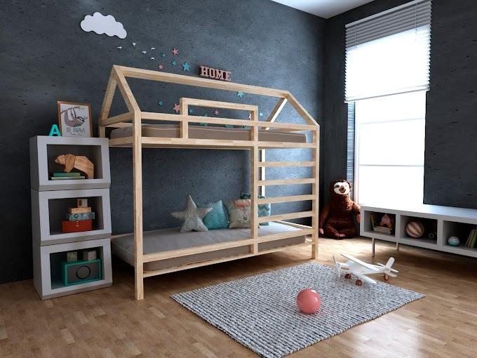 Кровать-домик Джина 70х140  ТМ MegaOpt
