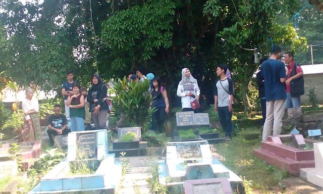 ngaleut kampung karamat