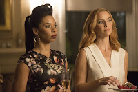 Annie Wersching and Angel Parker in Marvel's Runaways (17)