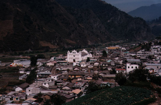 ZUNIL - CIDADE DA GUATEMALA