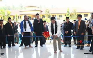 Ridwan Kamil kunjungi Pondok Moderen Assalam