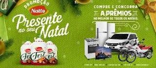 Cadastrar Promoção Natto Fest Natal 2019 - Carro, Motos e Muitos Prêmios