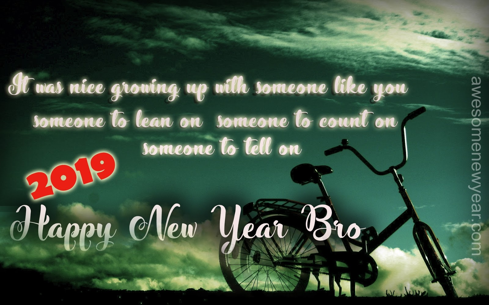 new year quotes for brother